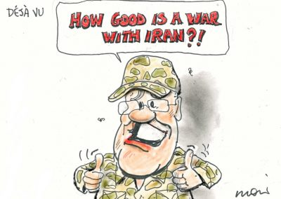 ScoMo war with Iran-SMALL